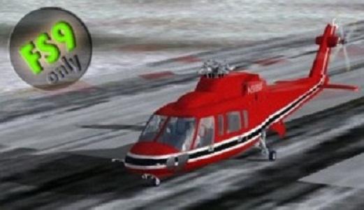 Sikorsky S76 FS9