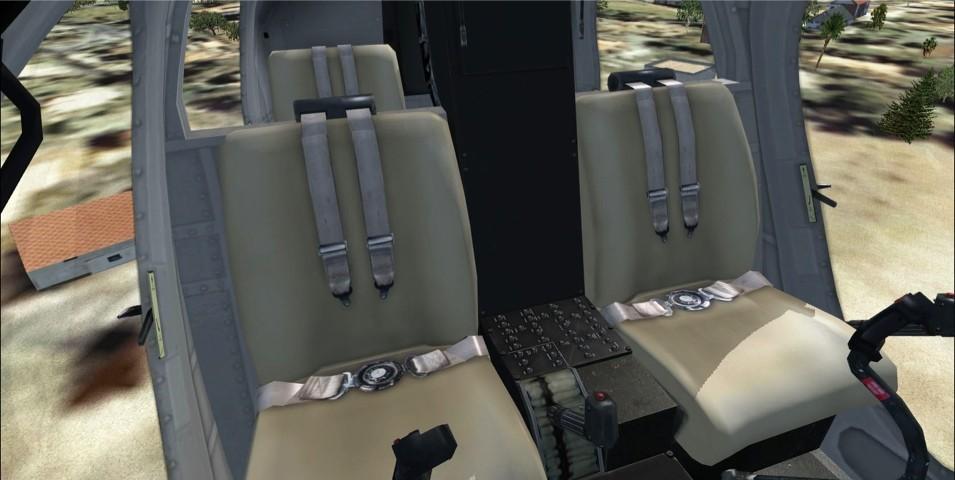 MD 500 Defender (FSX/FSXSE)