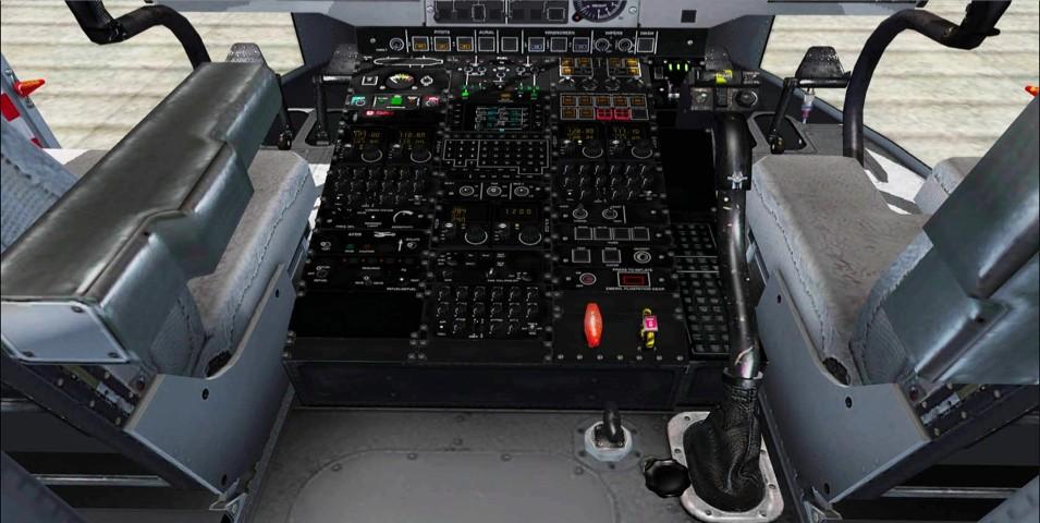 Eurocopter AS332 L2 Super Puma MkII (FSX/FSXSE/P3D)