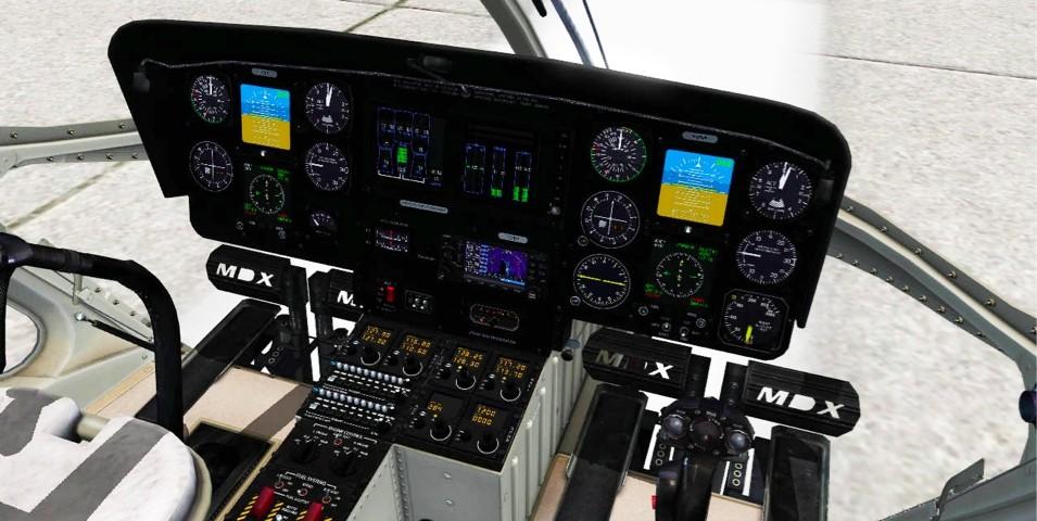 MD 902 Explorer (FSX/FSXSE/P3D)