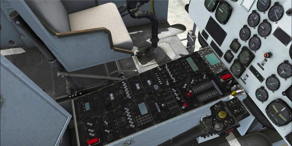 Bell UH-1 Huey (FSX)