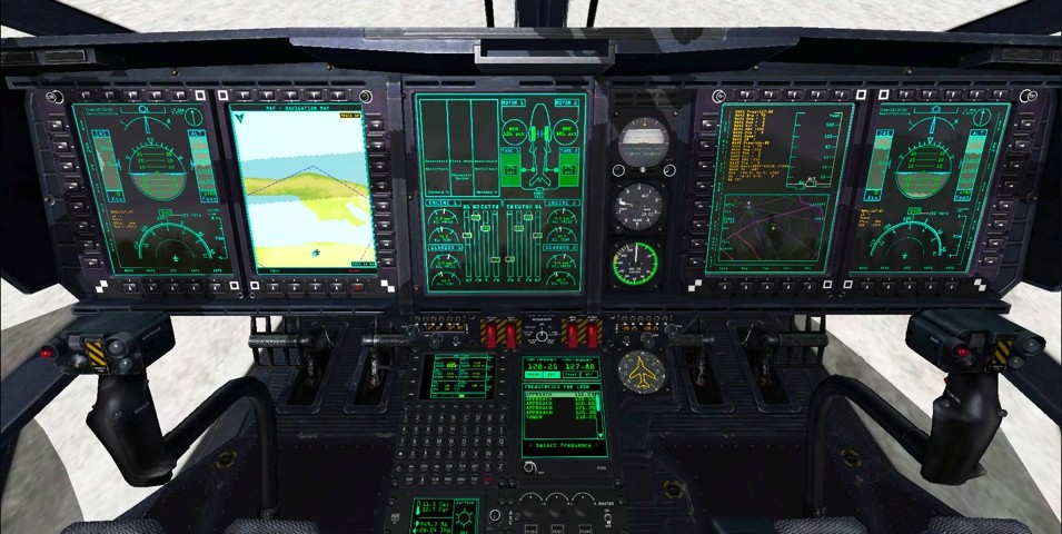 Aerospatiale SA-2 Samson (FSX/FSXSE/P3D)