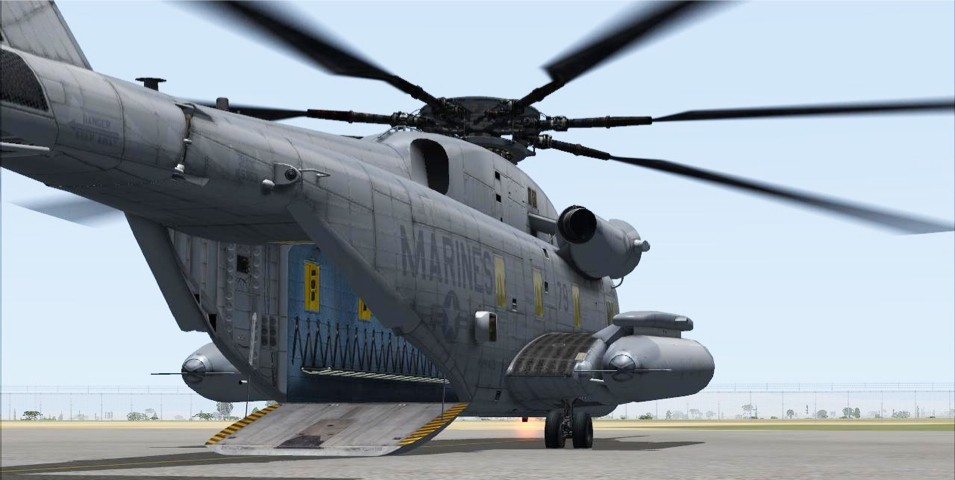 CH-53E Super Stallion (FSX/FSXSE/P3D)