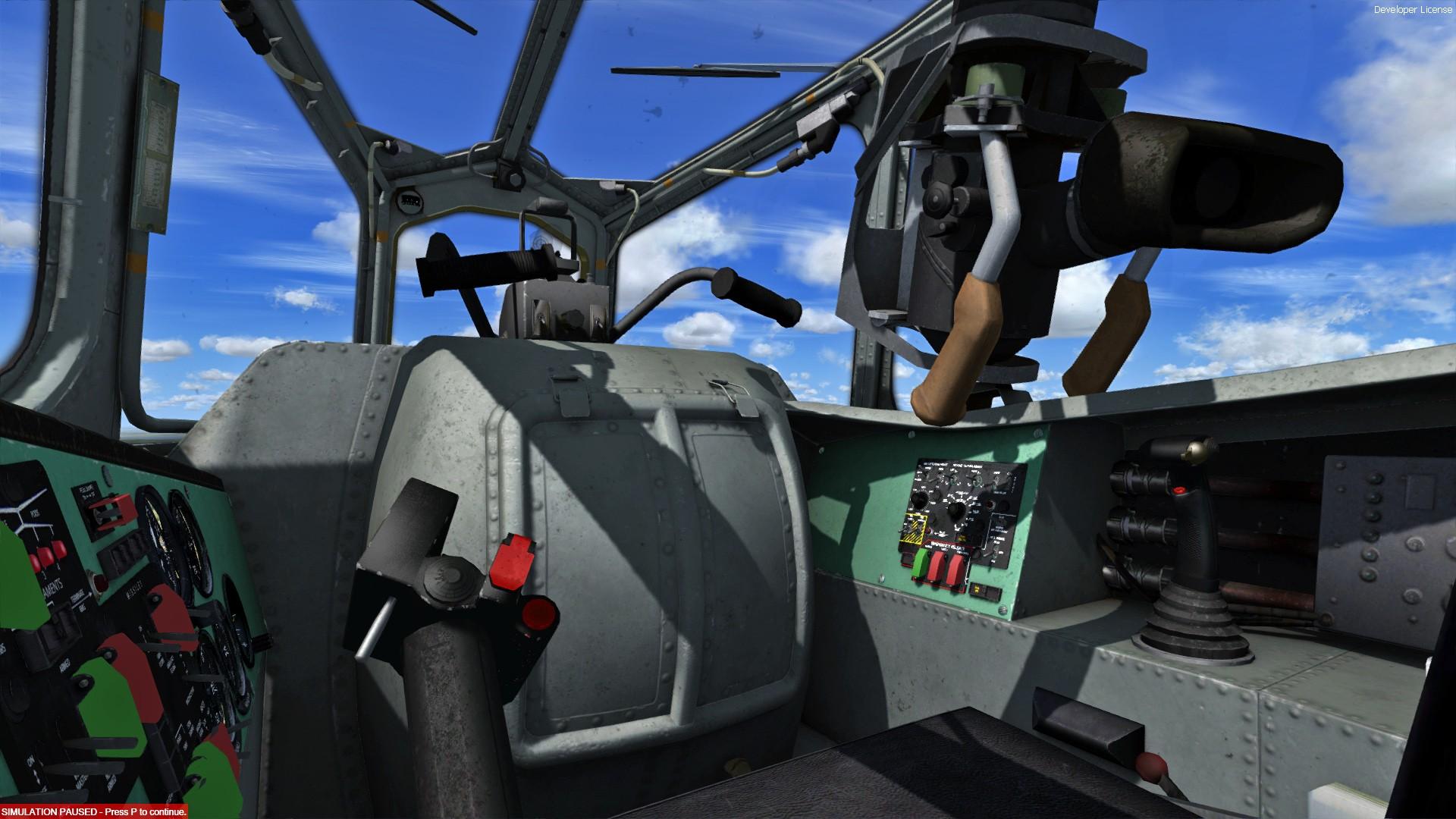 Mil Mi-24A (FSX/FSXSE/P3D)