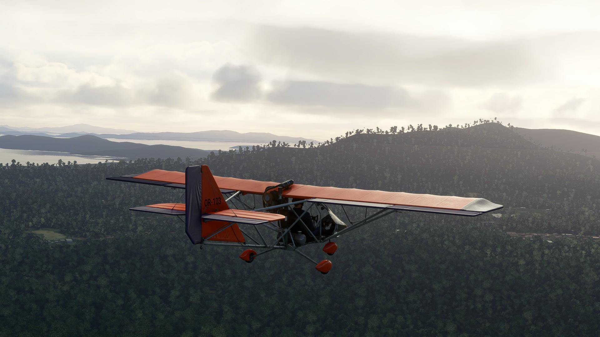 Aero-Works Aerolite 103 (MSFS)