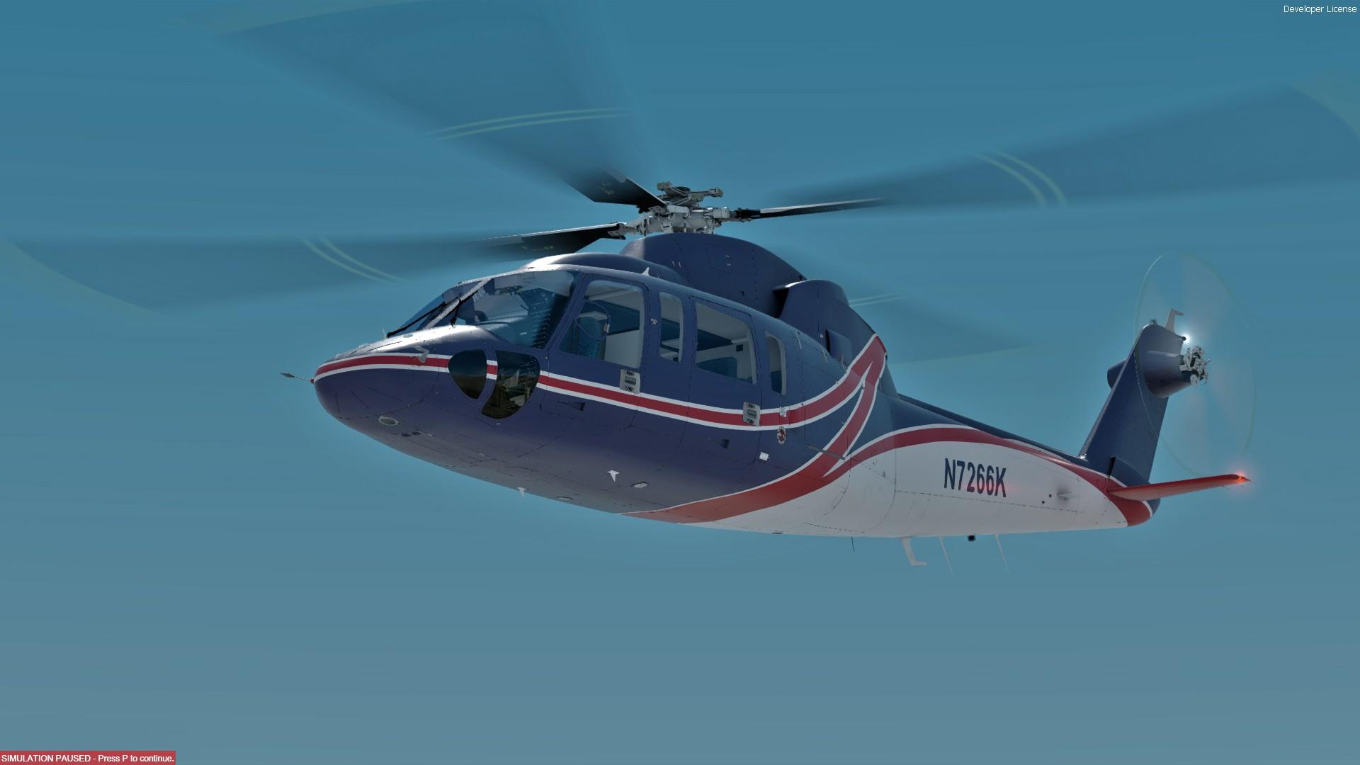 Sikorsky S-76A Spirit