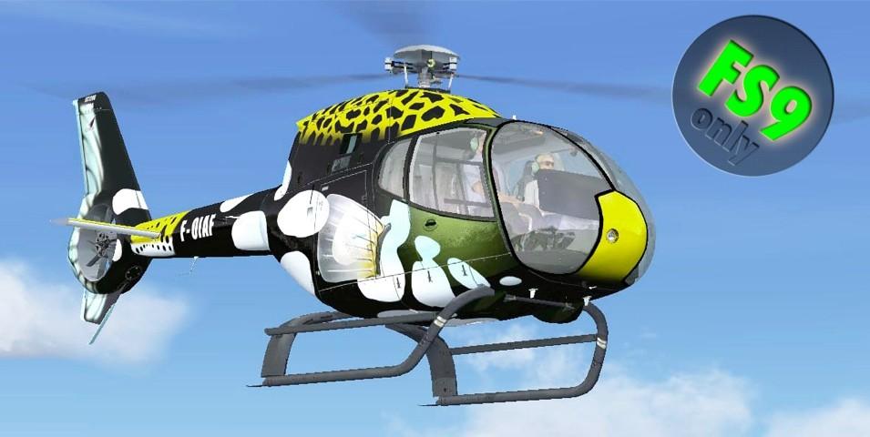 Eurocopter EC-120B (FS9)
