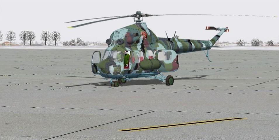 """Mil Mi-2 """"Hoplite"""" (FS9)"""