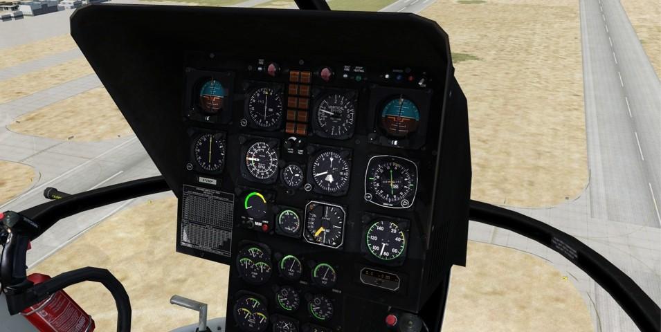 BO-105 (FSX/FSXSE)