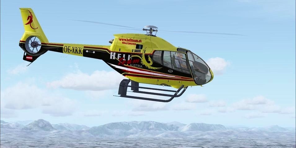 Eurocopter EC-120B (FSX/FSXSE)